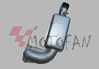 "Глушитель двигателя мотоблока - 190N (VM011-190N) ""TATA"""