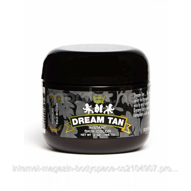 DreamTan, Грим Instant Skin Color Red Bronze Formula №2