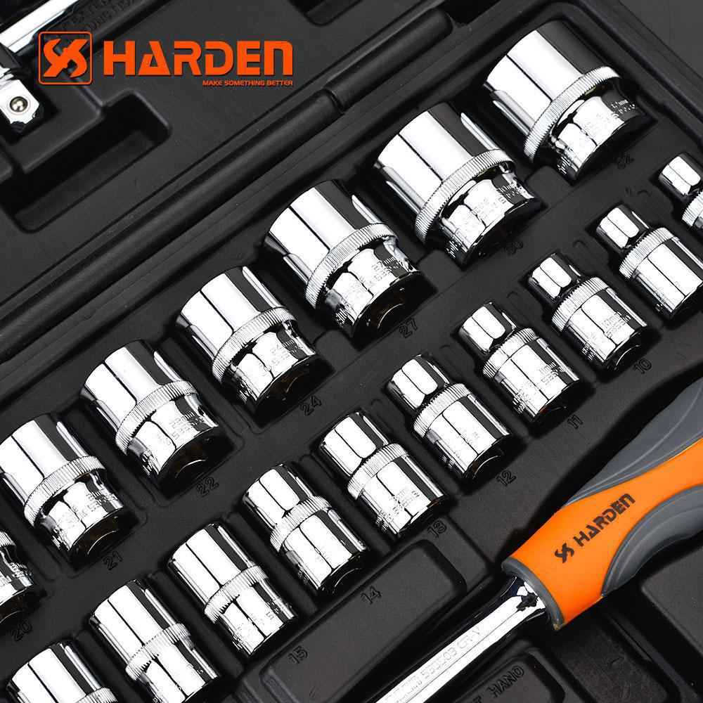 Профессиональный набор инструментов 32 предмета Harden Tools 510432