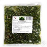 Салат из маринованных водорослей Чука Вакаме (1 кг)   А-0104