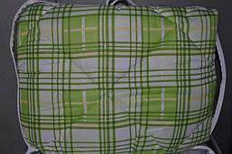 Зимнее шерстяное шерстяное одеяло овчина двухспальное оптом и в розницу, фото 2