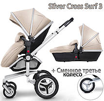 Коляска 2 в 1 Silver Cross Surf 3, фото 2