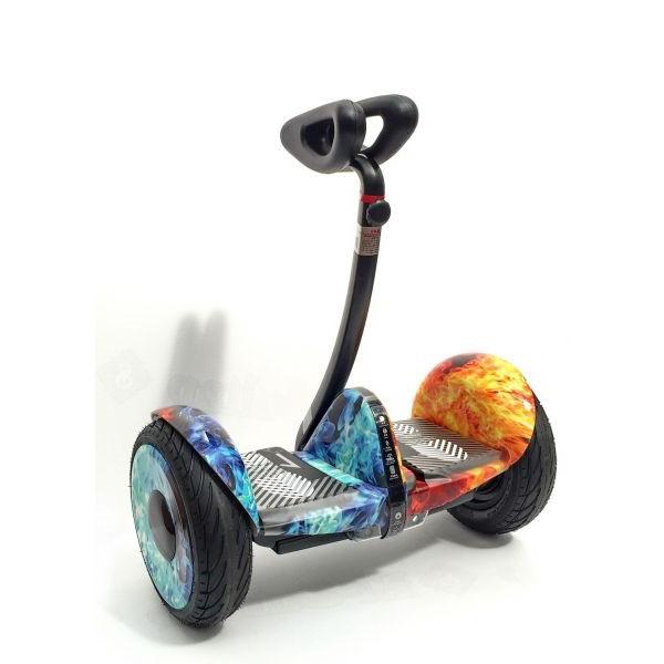 Гироскутер Mini Robot M1 (Ninebot mini) - Огонь и Лёд