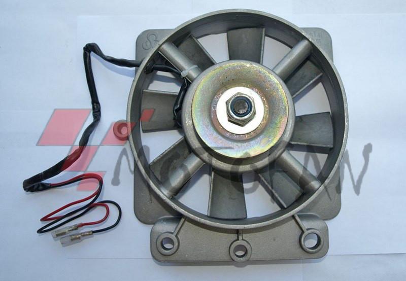 """Вентилятор в сборе с генератором 1GZ90 - 195N (VM012-195N) """"TATA"""""""