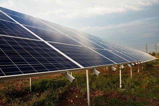 крепежи для солнечных батарей