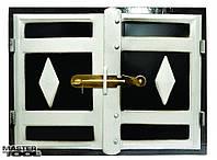 Дверца печная 465х355 мм