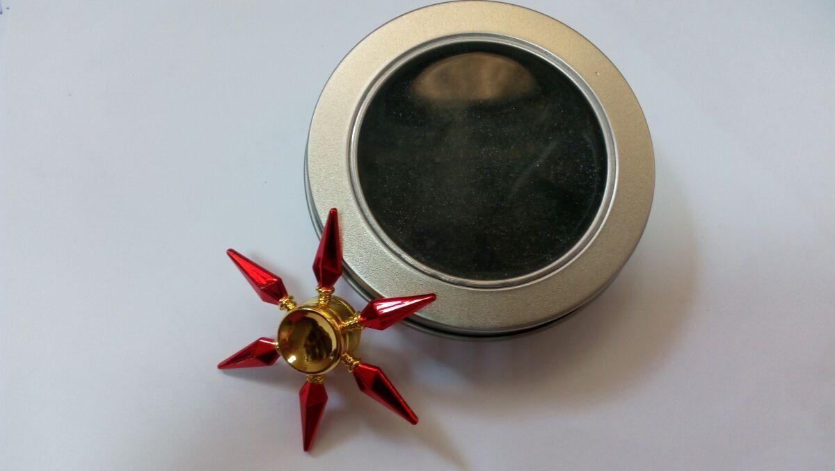 Спиннер 7777 Spinner звезда  ***
