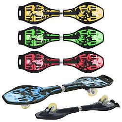Скейт рипстик Ripstik MS 0016***