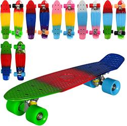 Скейт MS 0746 Пенни борд ( Penny Board)