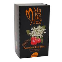 Majestic Tea — Барбадосская вишня и бузина
