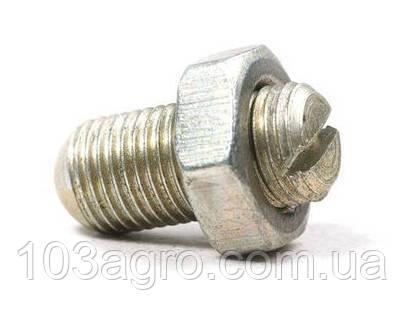Гвинт регулюючий важеля корзини МТЗ , фото 2
