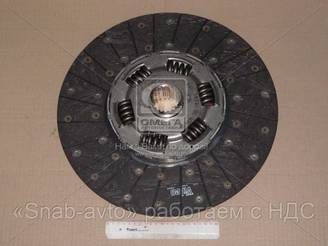 Диск сцепления 420 MM RVI (производство Valeo) (арт. 807570), AIHZX