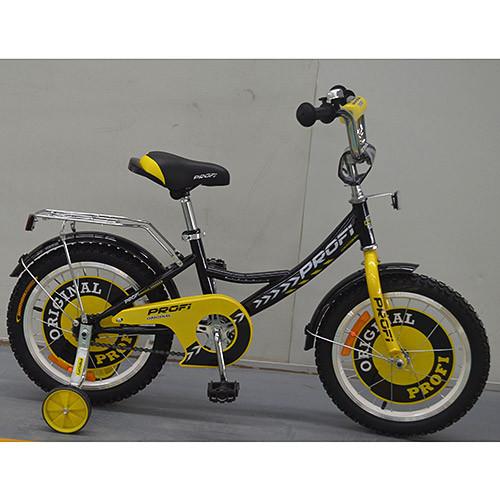 Велосипед детский двухколесный 18 дюймов Рrofi Original boy G1843***