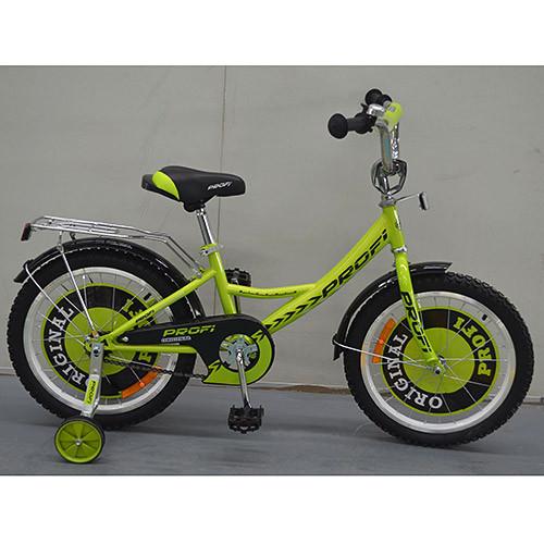 Велосипед детский двухколесный 18 дюймов Рrofi Original boy G1842***