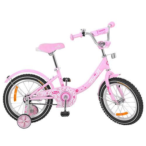 Велосипед детский двухколесный 18 дюймов Рrofi Princess G1811***