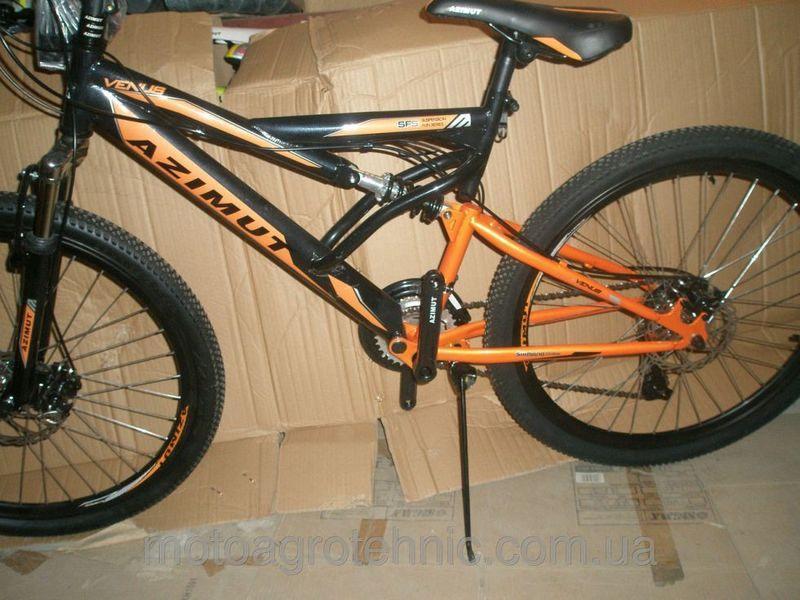 Спортивный велосипед 26 дюймов Azimut Venus 110-G-FR/D-1(оборудование