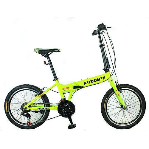 Спортивный складной велосипед  20 дюймов PROFI G20RIDE A20.2 оборудова