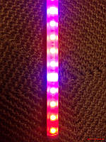 Светодиодный фитосветильник 1 метр IP54