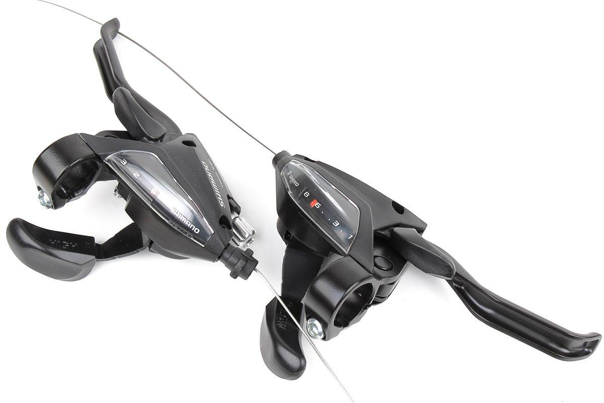 Моноблоки Shimano ST-EF500 3/8 Altus/Acera
