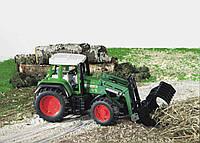Игрушка - трактор Fendt Favorit 926 Vario с погрузчиком, М1:16