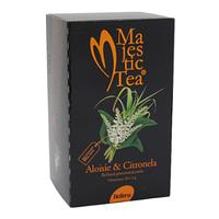 Majestic Tea — Алоизия и цитронелла