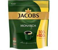 Кофе растворимый Якобс Монарх 400г Акция эконом пакет Jacobs Monarch Высшее качество