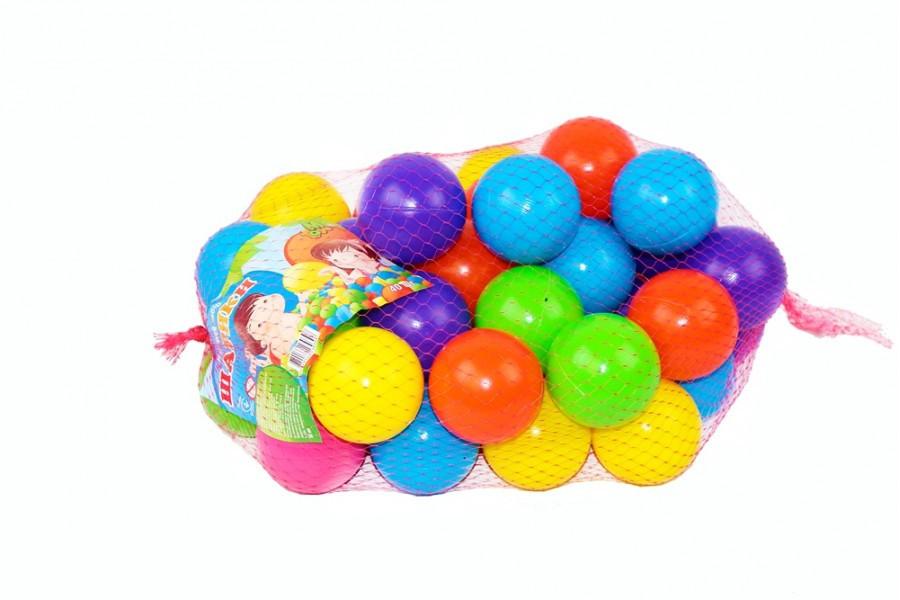 Набор мячей для сухого бассейна