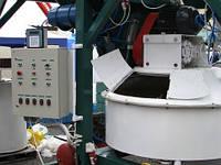 Бетоносмеситель БСМ-500 планетарно-роторного типа,