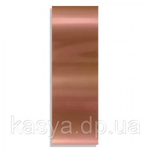 Фольга для дизайнів Moyra №02 Easy Foil Rose Gold (рожеве золото)