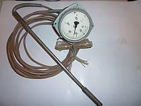 ТКП-100ЭК-УХЛ4 термометр манометрический дистанционный электроконтактный