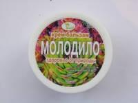 Крем-бальзам « Молодило» - с повышенным содержанием растительного йода  50 мл