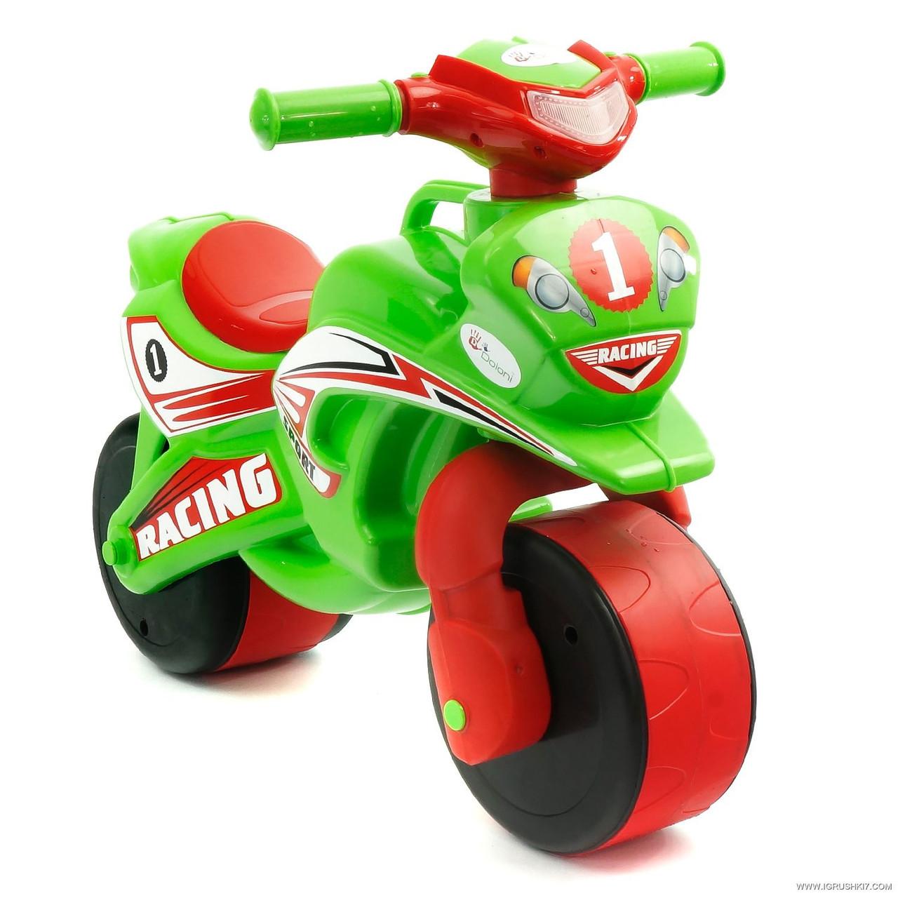 Мотоцикл-толокар Байк