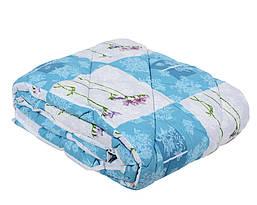 Зимнее теплое одеяло овчина евро размер, фото 3