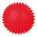 Игрушка для собак Мяч винил колючий 7 см Trixie, фото 5