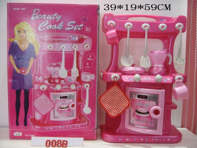 Игровой набор кухня Beauty Cook Set 008B
