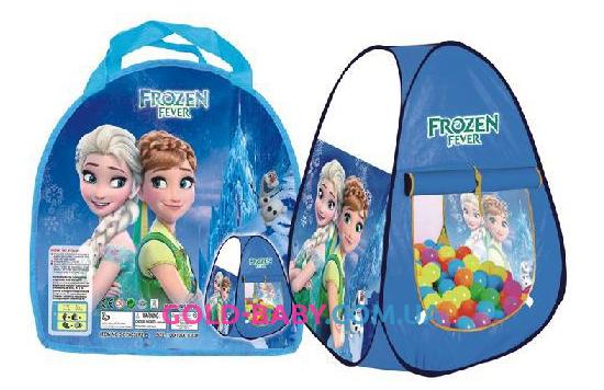 Детская игровая палатка Домик SG7003 Холодное сердце (Frozen)