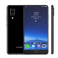 "Смартфон Sharp FS8010 Aquos S2 Black 5.5"" IPS 4/64gb Qualcomm Snapdragon 630 3020 мАч"