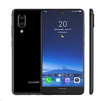 "Смартфон Sharp FS8010 Aquos S2 Black 5.5"" IPS 4/64gb Qualcomm Snapdragon 630 3020 мАч"