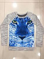 Батник синий тигр (Турция) распродажа