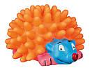 Игрушка для собак Ежик винил колючий 10 см Trixie, фото 4