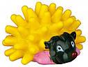 Игрушка для собак Ежик винил колючий 10 см Trixie, фото 5