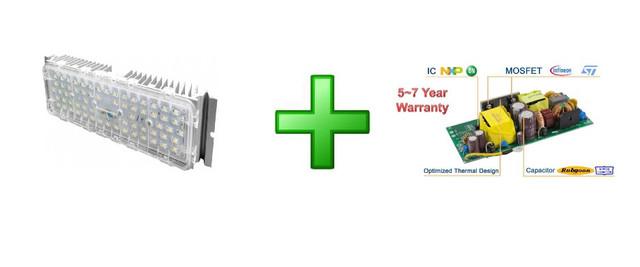 Светодиодный модуль Maxus плюс высококачественный драйвер равно качество