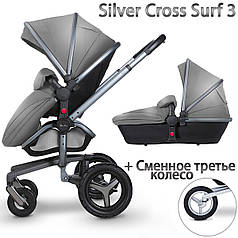 Коляска 2 в 1 Silver Cross Surf 3