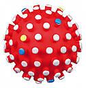 Игрушка для собак Мяч винил с шипами 12 см Trixie, фото 3