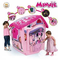 Домик детский Injusa Magical House Minnie (Микки Маус) Bow-tique 20341***