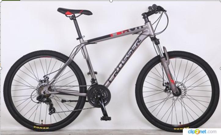 Горный подростковый велосипед 26 дюйма 17 рама Azimut  CROSSER FLASH (
