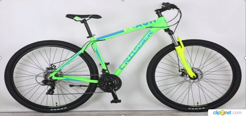 Горный подростковый велосипед 29 дюйма (19 рама) Azimut  CROSSER FLASH