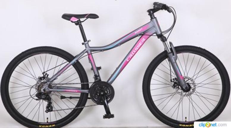Горный подростковый велосипед 24 дюйма (14 рама) Azimut   CROSSER SWEE