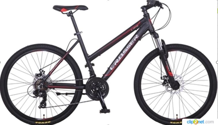 Горный велосипед 26 дюйма (14 рама) Azimut  CROSSER LIFE ( (2017 года)