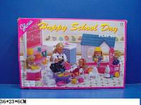 "Мебель ""Gloria"" 9877 (24шт/2) детский сад, в кор.36*6*23см"